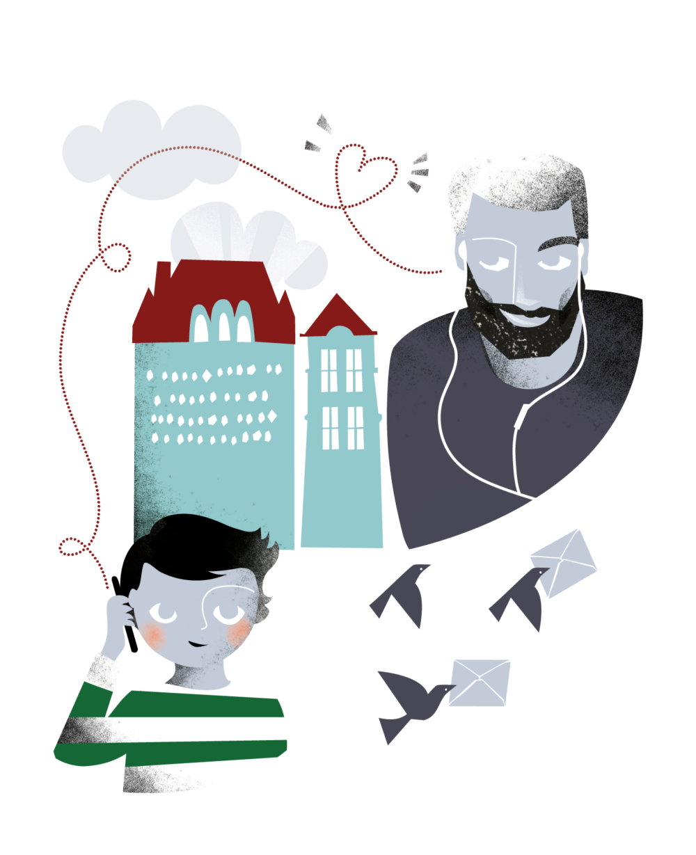 Digital konferanse om barn som pårørende av innsatte og straffedømte